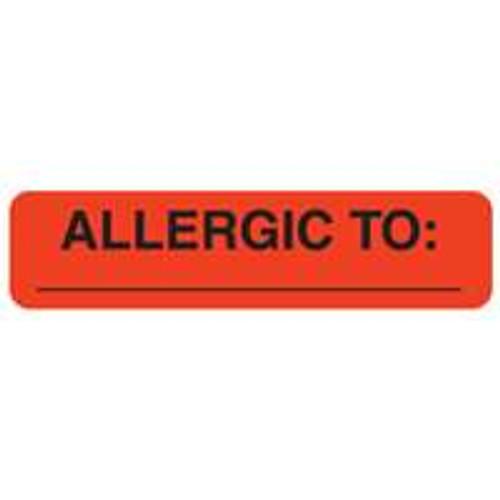 Allergic To: Label 23