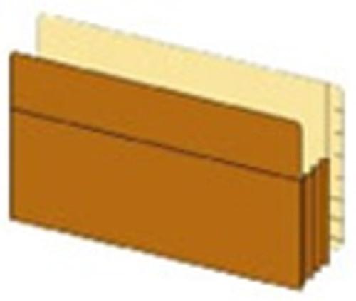Premium Tyvek Gussets - Letter Size Accordion Expansion folder 9-1/2 x 15-1/2 x 1-3/4, Box of 50