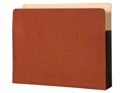 "Premium Top Tab Tyvek Gusset RedRope Accordion Expansion File folder - Letter Size - 1-3/4"" Accordion Expansion - Box of 50"