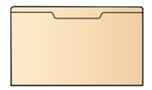 "Golden Kraft Pocket - 9-1/2"" W x 6"" H - 100/Box"