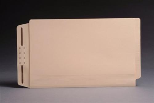 End Tab Manila Casebinders - Letter Size - Full Cut Tabs - 50/Box
