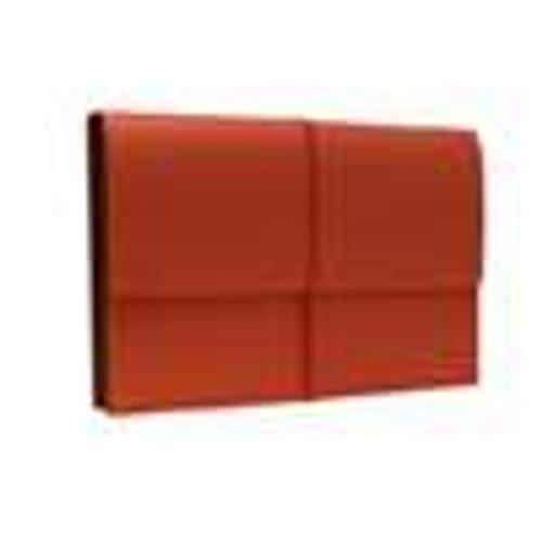 """Redweld Expanding Envelope, FE Elastic Closure, 5 1/4"""" Expansion, Paper Gusset, Legal Size, 50/Box"""