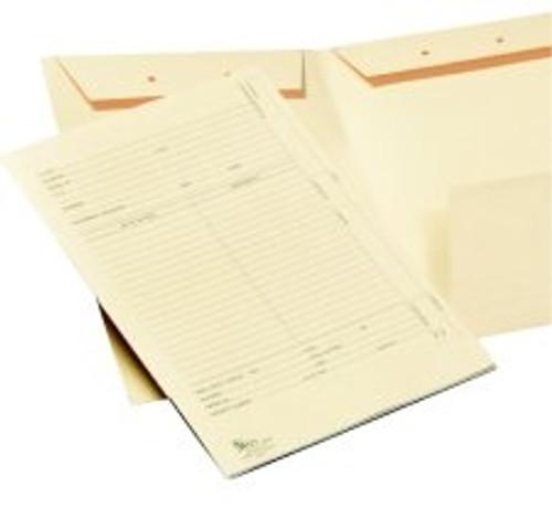 Redweld Intellectual Property Folder, Patent Application, 200# Jute Patent Application - 50/Carton