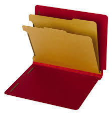 "2"" Accordion Folders"
