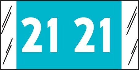 11700 Yearcode Labels