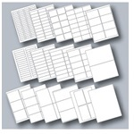 Laser / Inkjet Blank Label Sheets