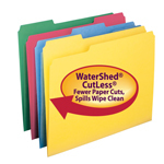 WaterShed/Cutless and CutlLess File Folders