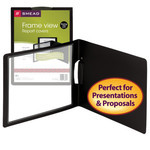 Frame View Report Cover with Swing Clip