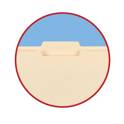 Folder Tab Cuts