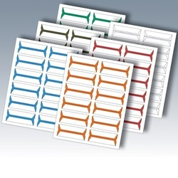 Acme Abgor Wrap-Around File Folder Labels