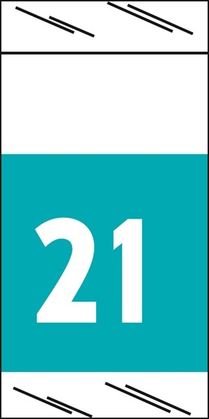 71700 Yearcode Labels
