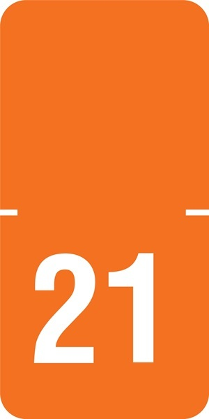 70500 Yearcode Labels
