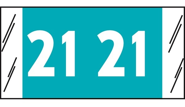 51700 Yearcode Labels