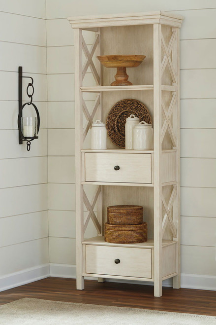 Bolanburg Antique White Display Cabinet