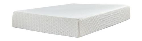 Chime 12 Inch Memory Foam White Queen Mattress