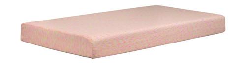 IKidz Pink Pink Twin Mattress and Pillow 2/CN