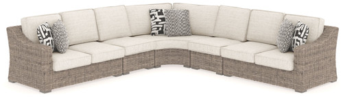 Beachcroft Beige Sectional Lounge