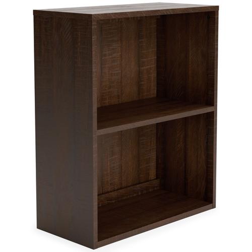 Camiburg Warm Brown Small Bookcase