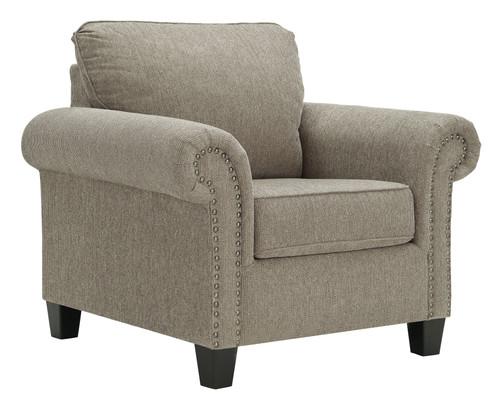 Shewsbury Pewter Chair