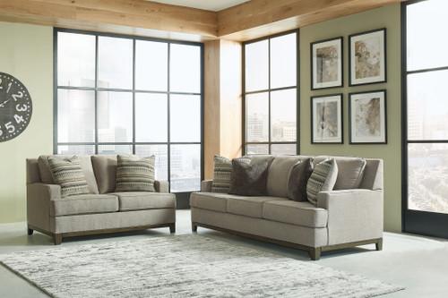 Kaywood Granite Sofa, Loveseat
