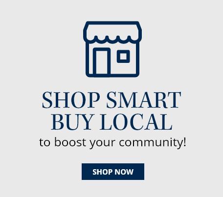 Shop Smart Buy Local