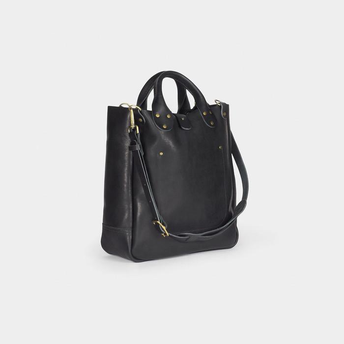 Leather Garrison Bag