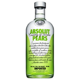Absolut Pears (70cl)