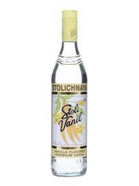 Stolichnaya Vanil (70cl)