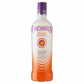 Orchards Peach Schnapps (70cl)