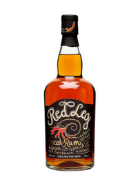 Red Leg Spiced Rum (70cl)