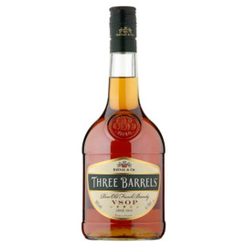 Three Barrels VSOP (70cl)