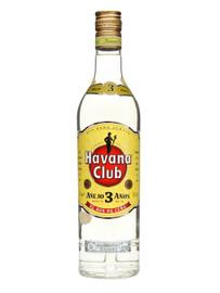 Havana Club White Anejo 3 YO (70cl)