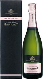 Henriot Rose Vintage 2008 In Gift Box (75cl)