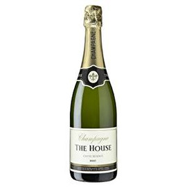 The House Cuvee Reserve Brut (75cl)