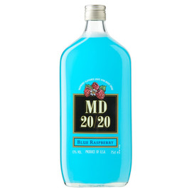 MD 20/20 Blue Raspberry (75cl)
