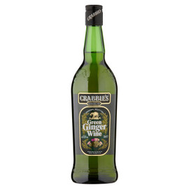 Crabbie's Green Ginger Wine (70cl)