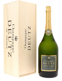 Deutz Brut Classic Methuselah In Gift Box (6Ltr)