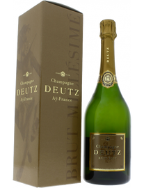 Deutz Brut Vintage 2007 In Gift Box (75cl)