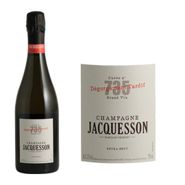 Jacquesson Extra Brut Cuvee 735 (75cl)