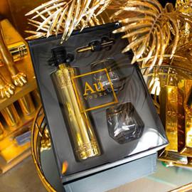 AU Vodka Gold Gift Set (70cl)