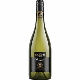 Hardys Crest Chardonnay Sauvignon Blanc (75cl)