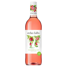Echo Falls Fruits Strawberry & Lime (75cl)