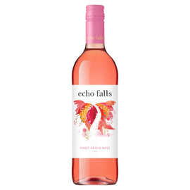 Echo Falls Pinot Grigio Rose (75cl)