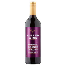 Belgars Mulled Wine (75cl)