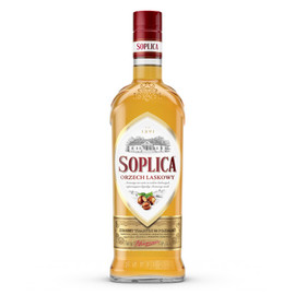 Soplica Hazelnut Vodka Liqueur (50cl)