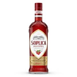 Soplica Raspberry Vodka Liqueur (50cl)