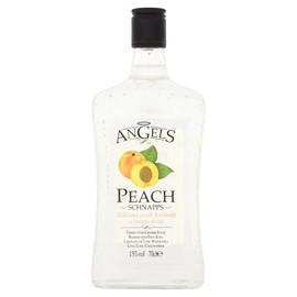 Angels Peach Schnapps (70cl)