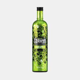 Corkys Sour Apple (70cl)