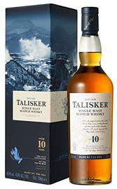 Talisker 10 Year Old (70cl)