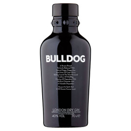 Bulldog London Dry (70cl)